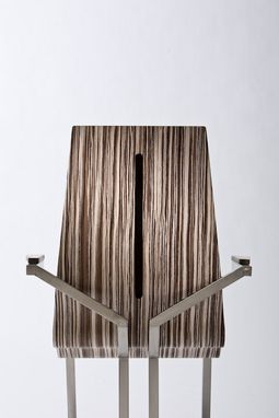 Custom Made Bent Laminated Chair