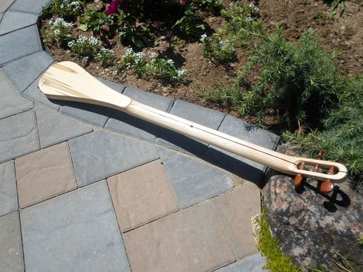 Custom Made Vipar Renaissance Stick Dulcimer - Available Now
