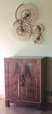 Custom Made Celebration Wine Cabinet