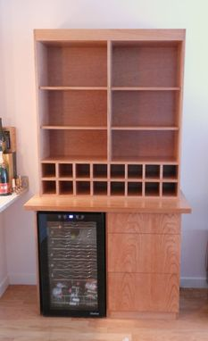 Custom Made Custom Bar Unit