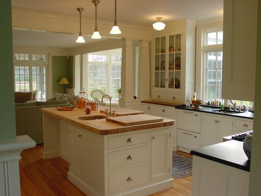 Custom Made Classic Kitchen