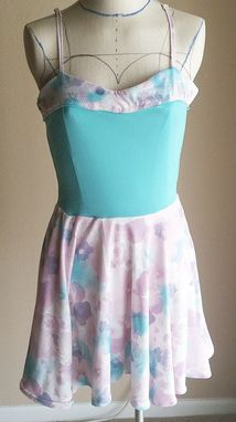Custom Made Beautiful Jersey Sundress