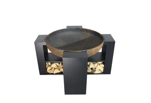 Custom Made Cirque Fire Pit