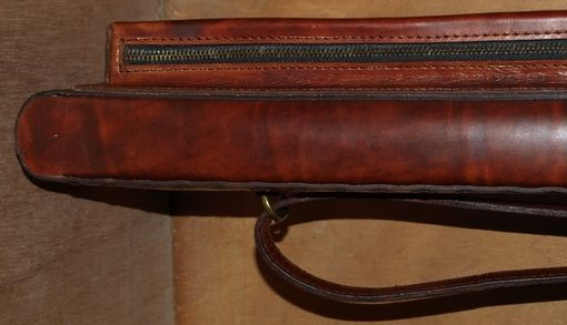 Custom Made 1962 Leather Poolstick Case