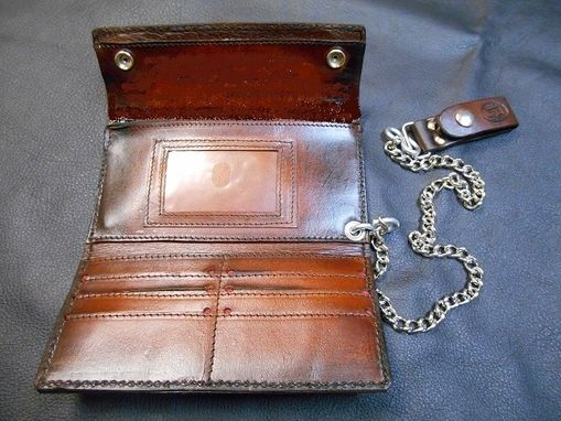 Custom Made Biker Chain Wallet