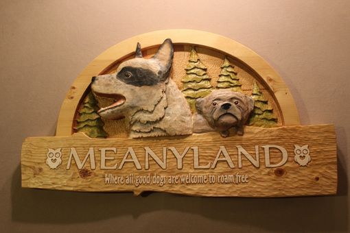 Custom Made Dog Signs | Pet Signs | Dog Memorials | Pet Memorials | Home Signs