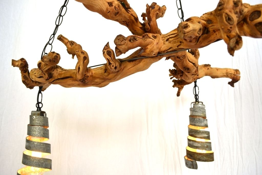 Hand made old vine dolcetto grapevine chandelier by wine country hand made old vine dolcetto grapevine chandelier by wine country craftsman custommade aloadofball Gallery