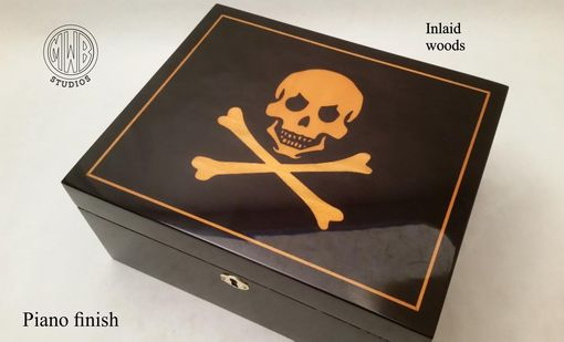 Custom Made Humidors Handcrafted In The U.S.  Hd50