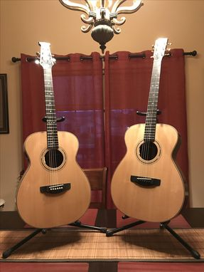 Custom Made Custom Made Acoustic Guitar