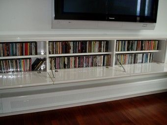 Custom Made Cd Cabinet