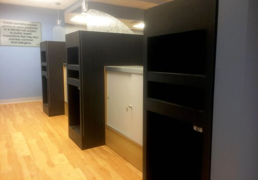 Custom Made Retail And Reception Cabinetry