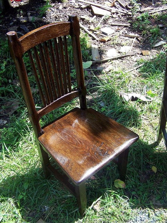 Custom Made Reclaimed Antique Oak Rustic Spindle Back Chairs - Buy Hand Made Reclaimed Antique Oak Rustic Spindle Back Chairs, Made