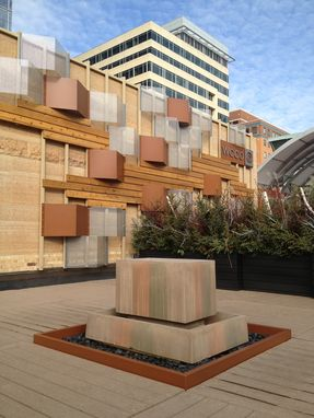 Custom Made Wcco Tv Roof Top Studio