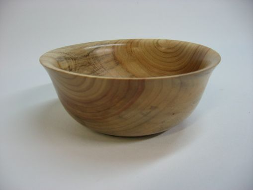 Custom Made Camphor Wood Bowl