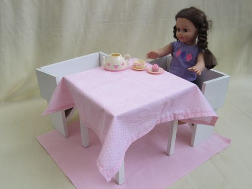 Custom Made Doll Bedroom In A Box
