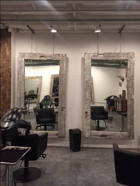 Custom Made Wall Mirrors