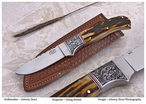 Custom Made Rio Grande Skinner