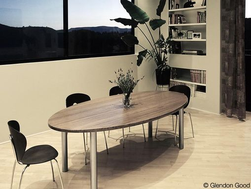 Custom Made Bamboo Tables