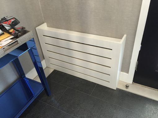 Custom Made Wooden Radiator Cover