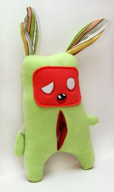 Custom Made Zombunny Plush