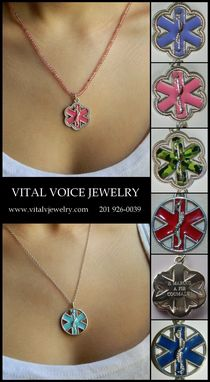 Custom Made Medical Id Jewelry
