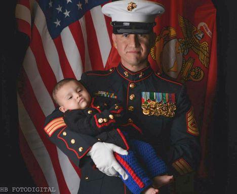 Hand Made Marine Corps Usmc Marine Corps Baby Usmc