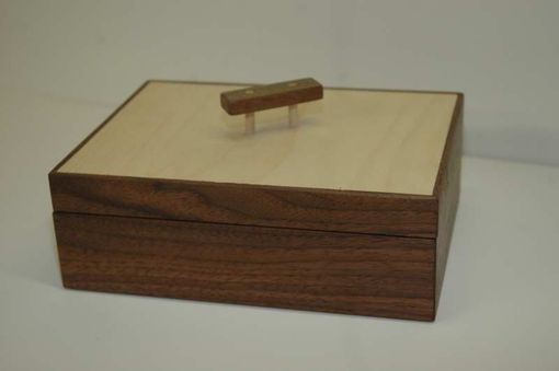 Custom Made Walnut Box