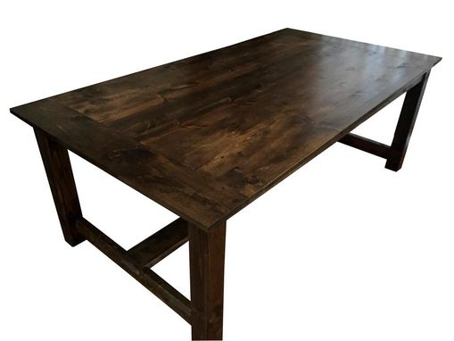 Custom Made Country Dining Table