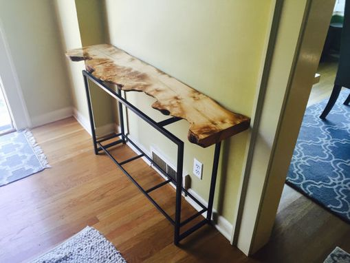 Custom Made Hall Slab Table