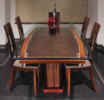 Custom Made Yachting Table