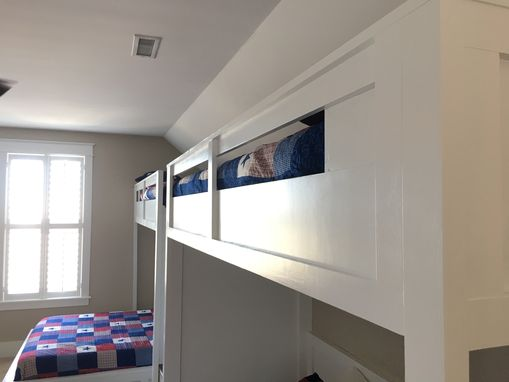 Custom Made Multiple Bunk Bed