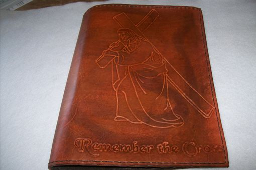 Custom Made Bible Cover