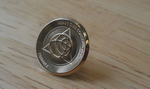 Custom Made Lapel Pin