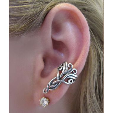Custom Made Ear Cuff Special Abstract Ear Cuff Combo Buy 2 Get 1 Ear Cuff Free