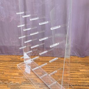 Fish & Aquariums Acrylic Creations Custom Metal Stand Pet Supplies