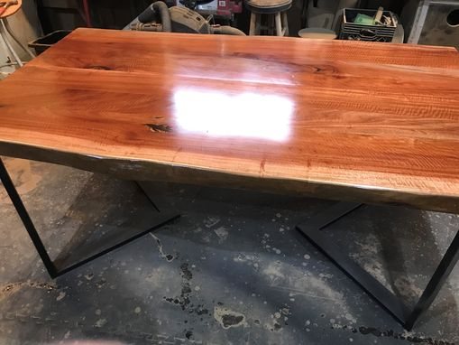 Custom Made Xl Live Edge Dining Tables