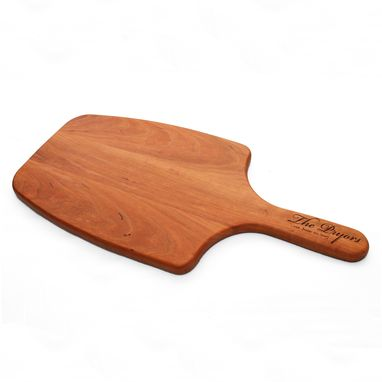 Custom Made Serving Paddle/Tray - Cherry