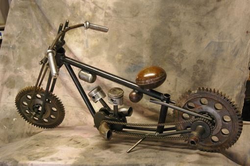 Custom Made Recycle Bobber