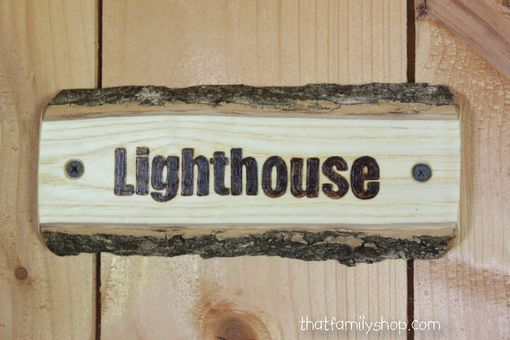 Custom Made Custom Door Name Plaque Bedroom Marker Sign