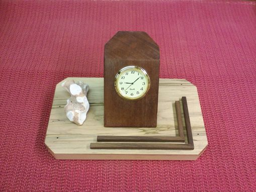 Custom Made Desk Clock