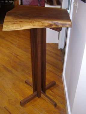 Custom Made Bar Height Table For 2