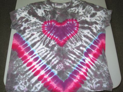 Custom Made Custom Tie Dye