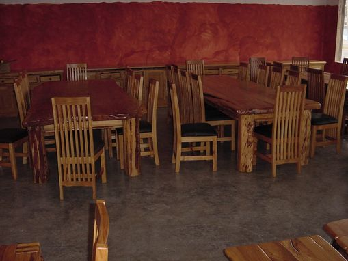 Custom Made 12 Seat Dining Or Board Room Tables