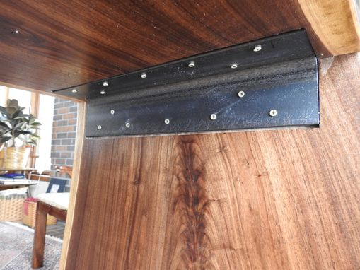 Custom Made Black Walnut Hall