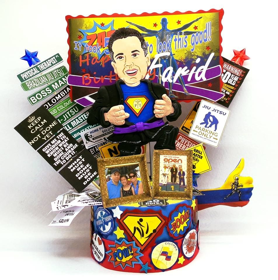 Buy a Hand Crafted Superhero Party Look Alike Birthday ...