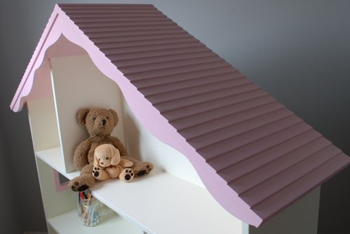 Custom Made Dollhouse Bookcase