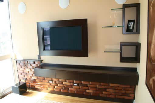 Custom Made Media Room Installation