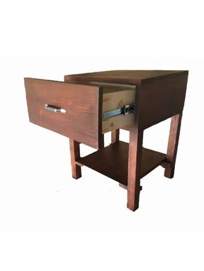 Custom Made Modern Traditional Nightstands