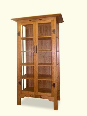 Custom Made Bungalow Display Cabinet