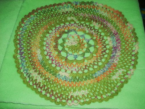 Custom Made Custom Doily